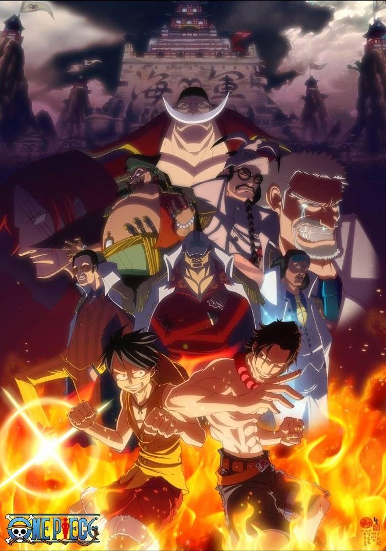 One Piece วันพีช ซีซั่น 14 สงคราม มารีนฟอร์ด ตอนที่ 457-516 พากย์ไทย [จบแล้ว]