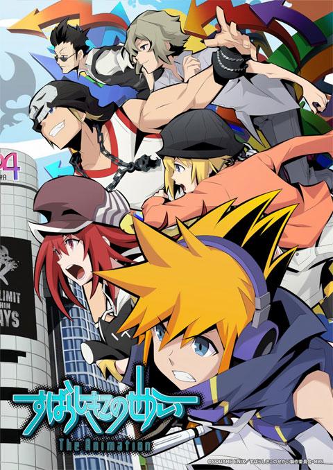 Subarashiki Kono Sekai The Animation ตอนที่ 1-12 ซับไทย (ยังไม่จบ)