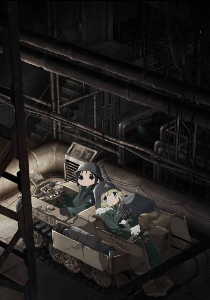 Shoujo Shuumatsu Ryokou สองสาวหลังวันสิ้นโลก ตอนที่ 1-12 ซับไทย [จบแล้ว]+Sp