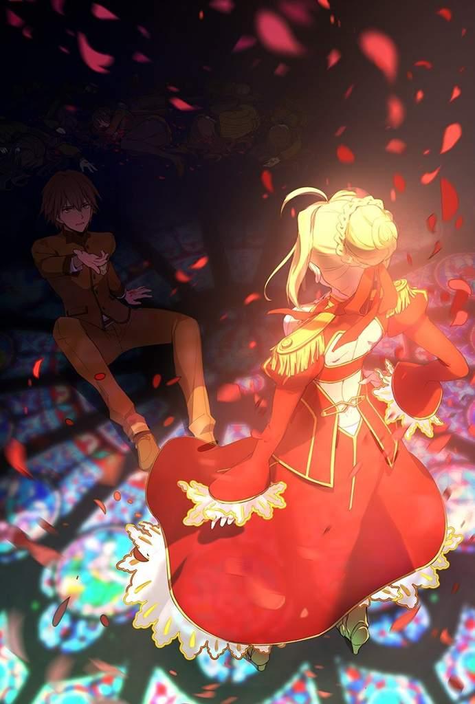 Fate EXTRA Last Encore ตอนที่ 1-13 ซับไทย [จบแล้ว]