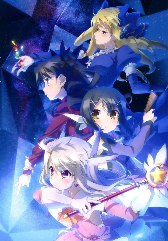 Fate Kaleid Liner Prisma Illya สาวน้อยเวทมนตร์อิลิยะ ภาค1 ตอนที่ 1-10 ซับไทย [จบแล้ว]+OVA+Sp
