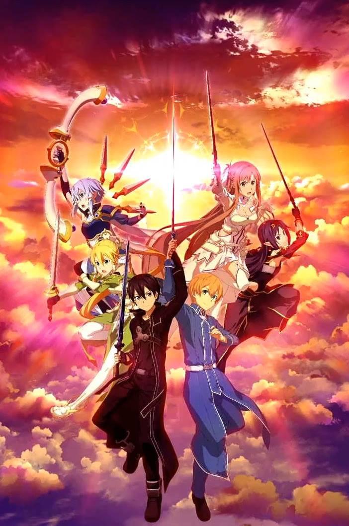Sword Art Online Alicization - War of Underworld 2 ตอนที่ 0-11 ซับไทย (ยังไม่จบ)