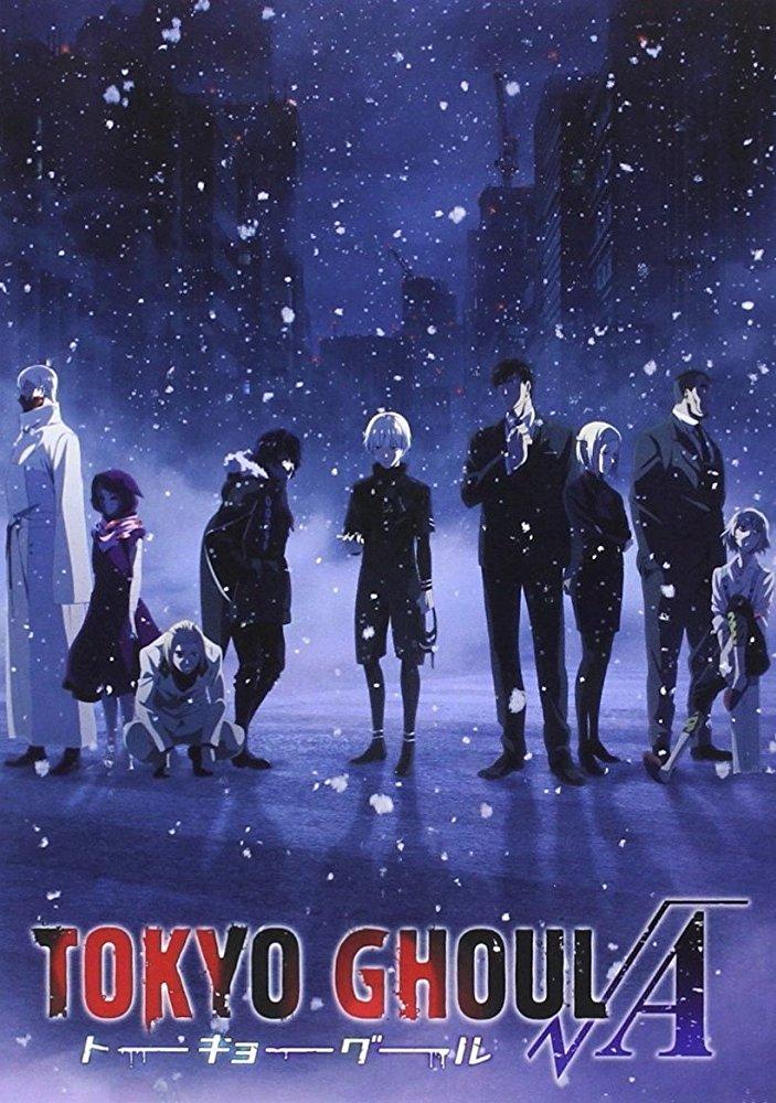 Tokyo Ghoul Root A โตเกียวกูล ภาค2 ตอนที่ 1-12 พากย์ไทย [จบแล้ว]