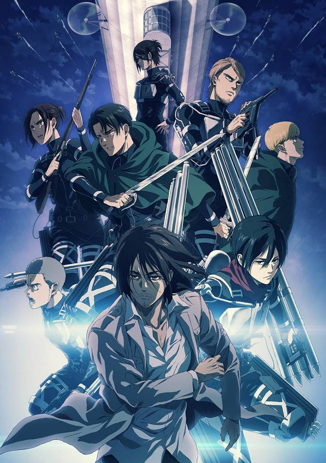 Shingeki no Kyojin Final ภาคจบ ผ่าพิภพไททัน ภาค4 ตอนที่ 1-8 ซับไทย (ยังไม่จบ)