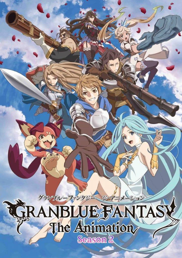 Granblue Fantasy The Animation ภาค2 ตอนที่ 1-13 ซับไทย (+SP)
