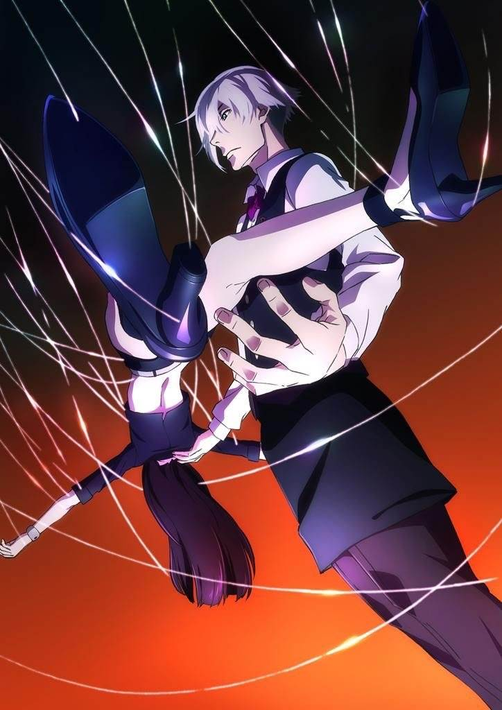 Death Parade เกมมรณะ ตอนที่ 1-13 ซับไทย [จบแล้ว]+OVA