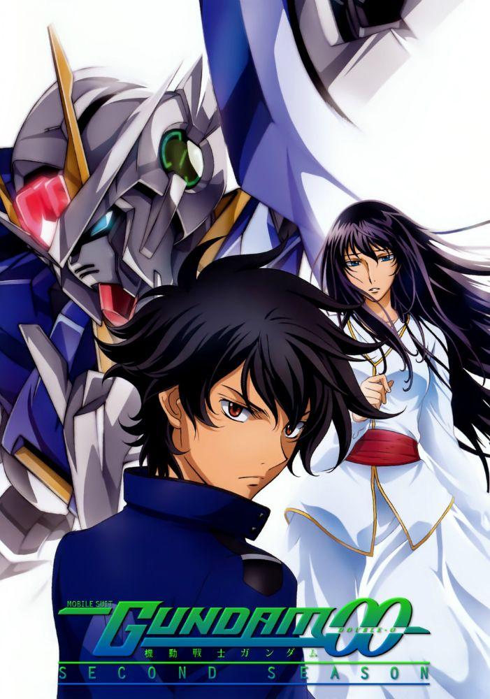 Mobile Suit Gundam OO S2 กันดั้มดับเบิลโอ ภาค2 ตอนที่ 1-25 พากย์ไทย [จบแล้ว]