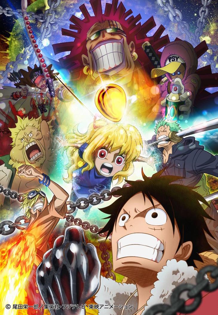 One Piece Heart of Gold วันพีซ ตอนพิเศษ ฮาร์ทออฟโกลด์ (ซับไทย) [จบแล้ว]