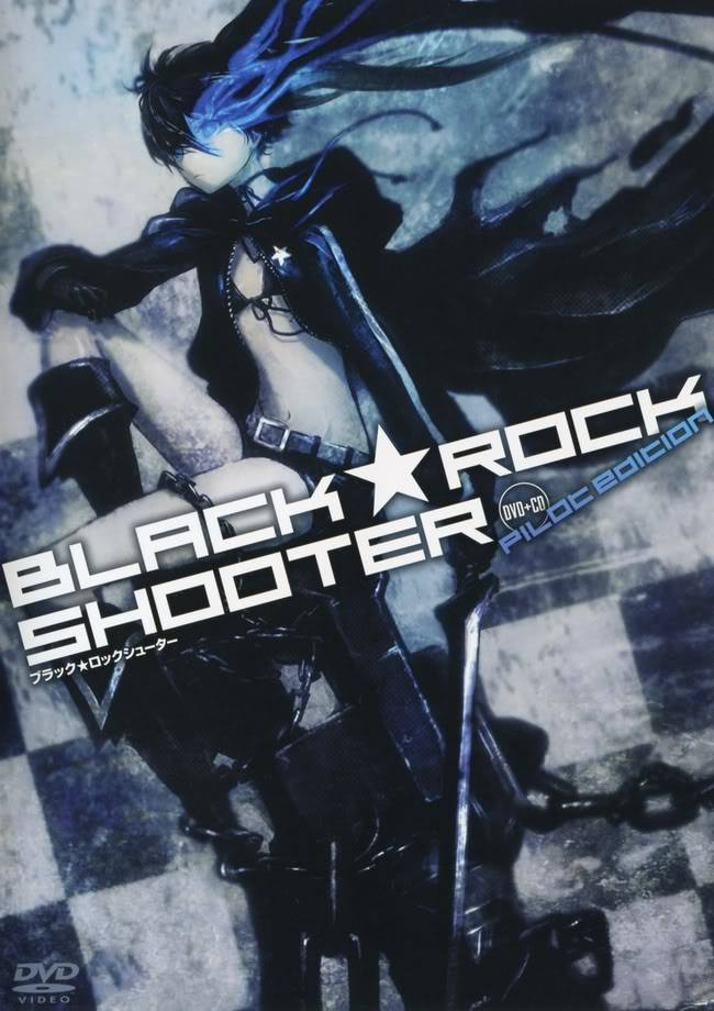 Black Rock Shooter แบล็ค ร็อค ชูตเตอร์ ตอนที่ 1-8 พากย์ไทย [จบแล้ว] OVA