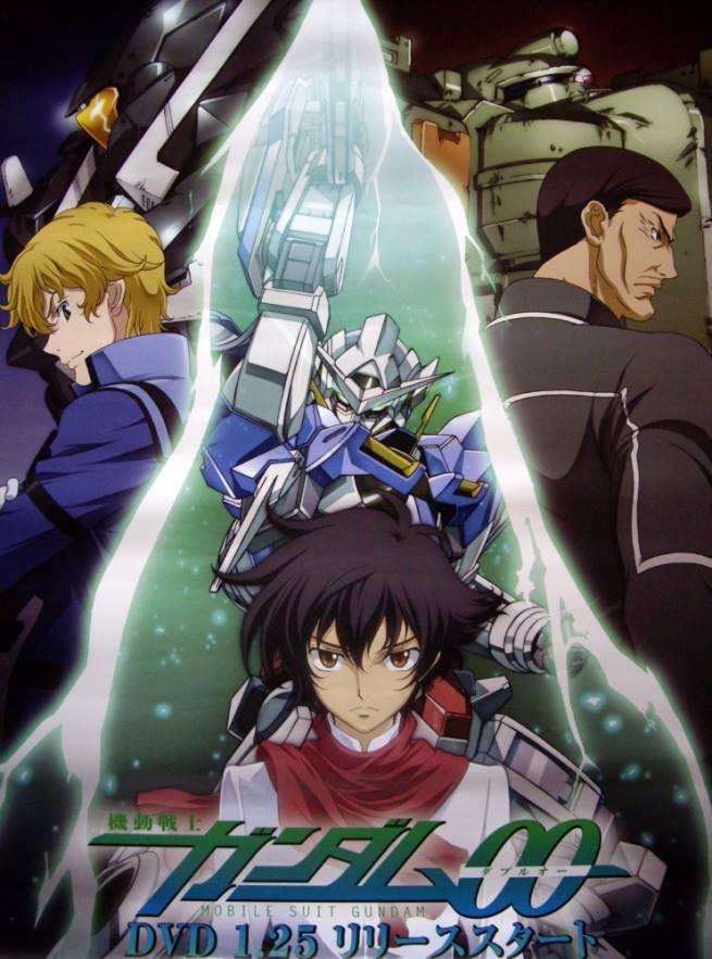 Mobile Suit Gundam OO กันดั้มดับเบิลโอ ภาค1 ตอนที่ 1-25 พากย์ไทย [จบแล้ว]