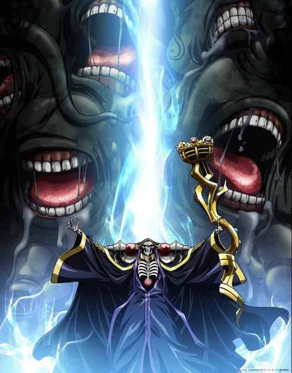 Overlord Season3 โอเวอร์ ลอร์ด จอมมารพิชิตโลก ภาค3 ตอนที่ 1-13 ซับไทย [จบแล้ว]