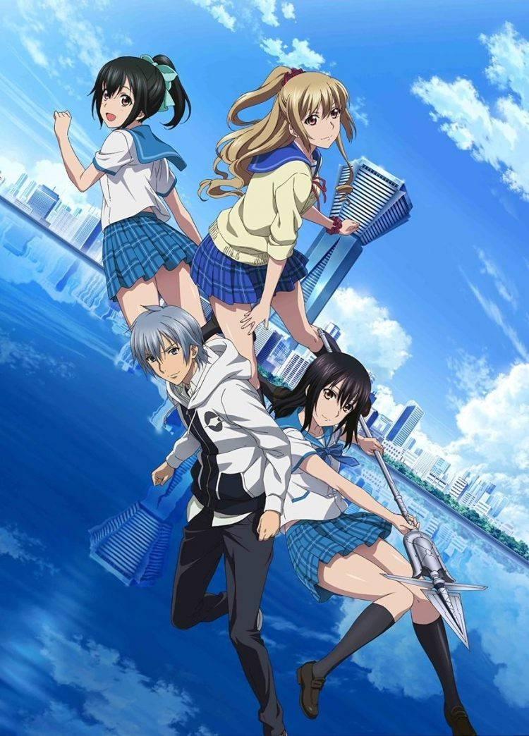 Strike the Blood II OVA สายเลือดแท้ที่สี่ ภาค2 ตอนที่ 1-8 ซับไทย [จบแล้ว] [BD]