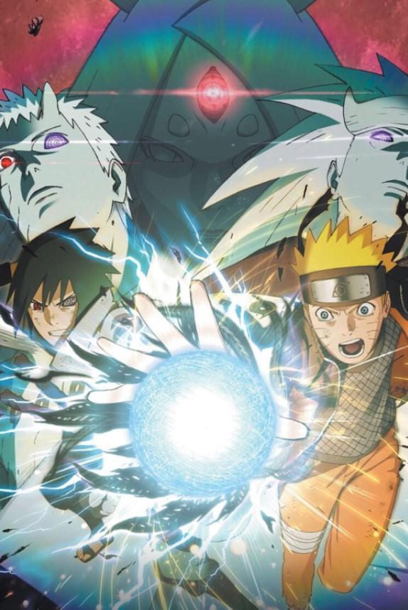 Naruto Shippuden นารูโตะ ตำนานวายุสลาตัน Season 24 นารูโตะกับซาสิเกะ ตอนที่ 470-483 ซับไทย [จบแล้ว]