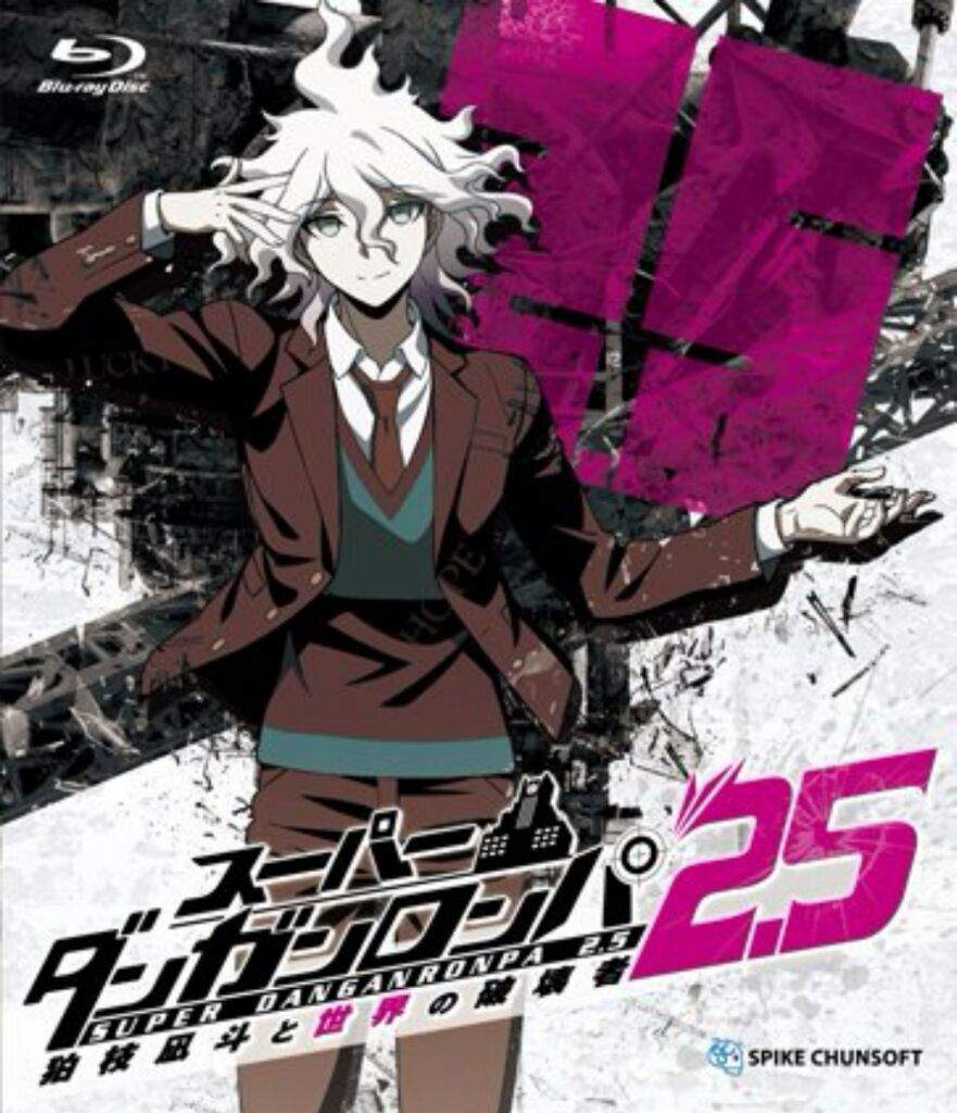 Super Danganronpa 2.5 ซับไทย Komaeda Nagito to Sekai no Hakaimono (ภาค2 เป็นเกม ไม่มีเมะ) [จบแล้ว]