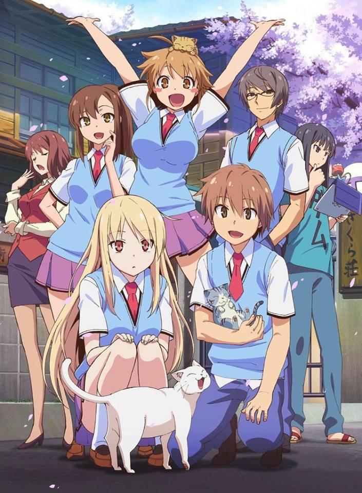 Sakurasou no Pet na Kanojo ซากุระโซว หอพักสร้างฝัน ตอนที่ 1-24 พากย์ไทย [จบแล้ว]