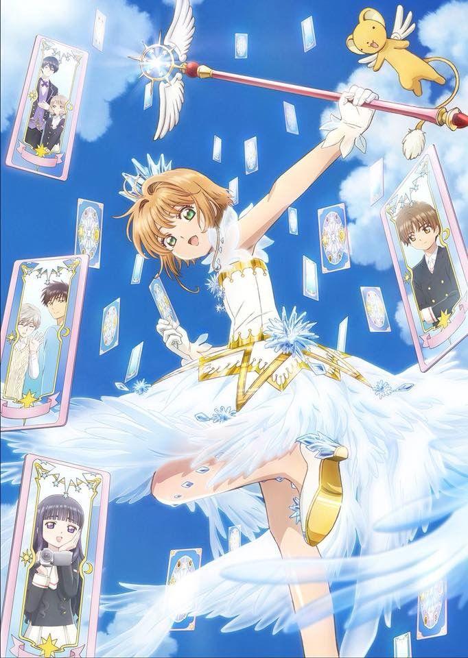 Cardcaptor Sakura Clear Card ซากุระ มือปราบไพ่ทาโรต์ ตอนที่ 1-22 ซับไทย [จบแล้ว]