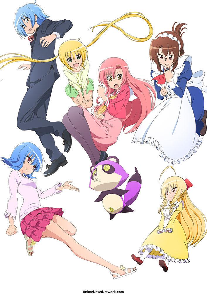 Hayate no Gotoku! Cuties พ่อบ้านประจัญบาน ภาค4 ตอนที่ 1-12 ซับไทย [จบแล้ว]