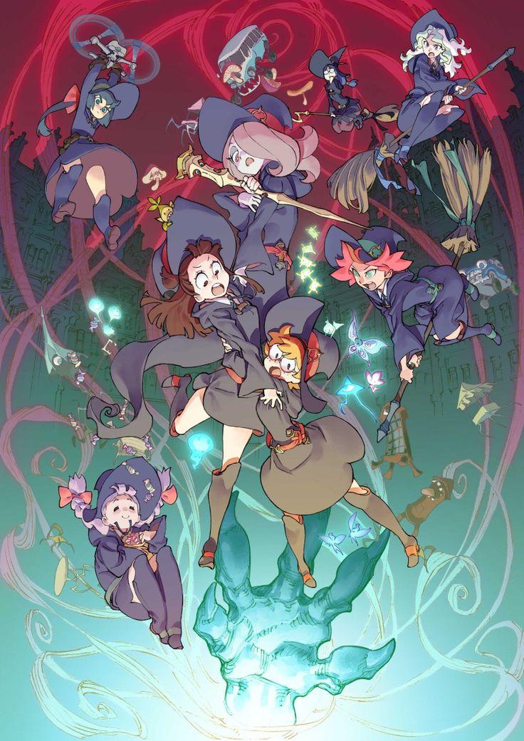 Little Witch Academia: Mahoujikake no Parade (2015) ซับไทย [จบแล้ว]