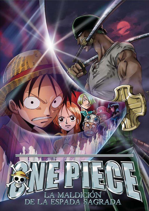 One Piece The Movie 05 วันพีช มูฟวี่ วันดวลดาบ ต้องสาปมรณะ (ซับไทย) [จบแล้ว]
