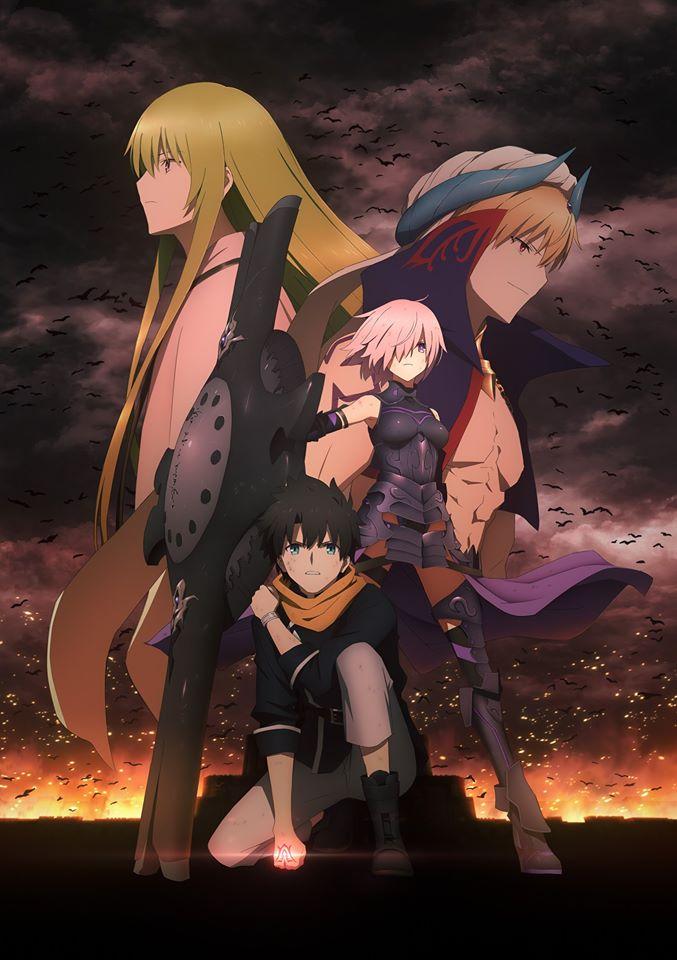 Fate Grand Order Zettai Majuu Sensen Babylonia ตอนที่ 1-18 ซับไทย+Ep.00