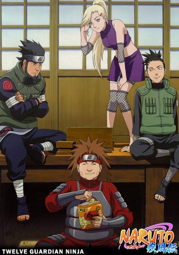 Naruto Shippuden นารูโตะ ตำนานวายุสลาตัน Season 03 สิบสองนินจาผู้พิทักษ์ ตอนที่ 54-71 พากย์ไทย [จบแล้ว]