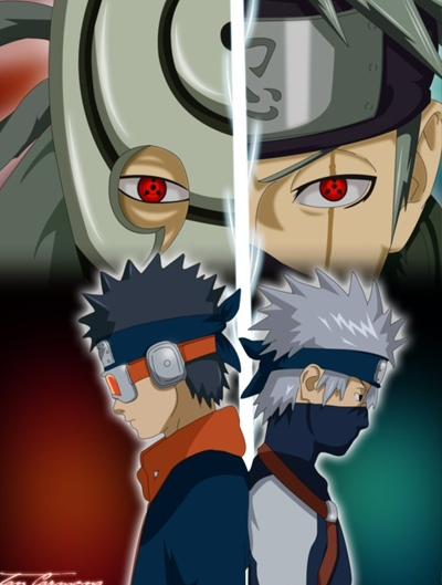 Naruto Shippuden นารูโตะ ตำนานวายุสลาตัน Season 18 อุจิวะ โอบิโตะ ตอนที่ 373-393 ซับไทย [จบแล้ว]