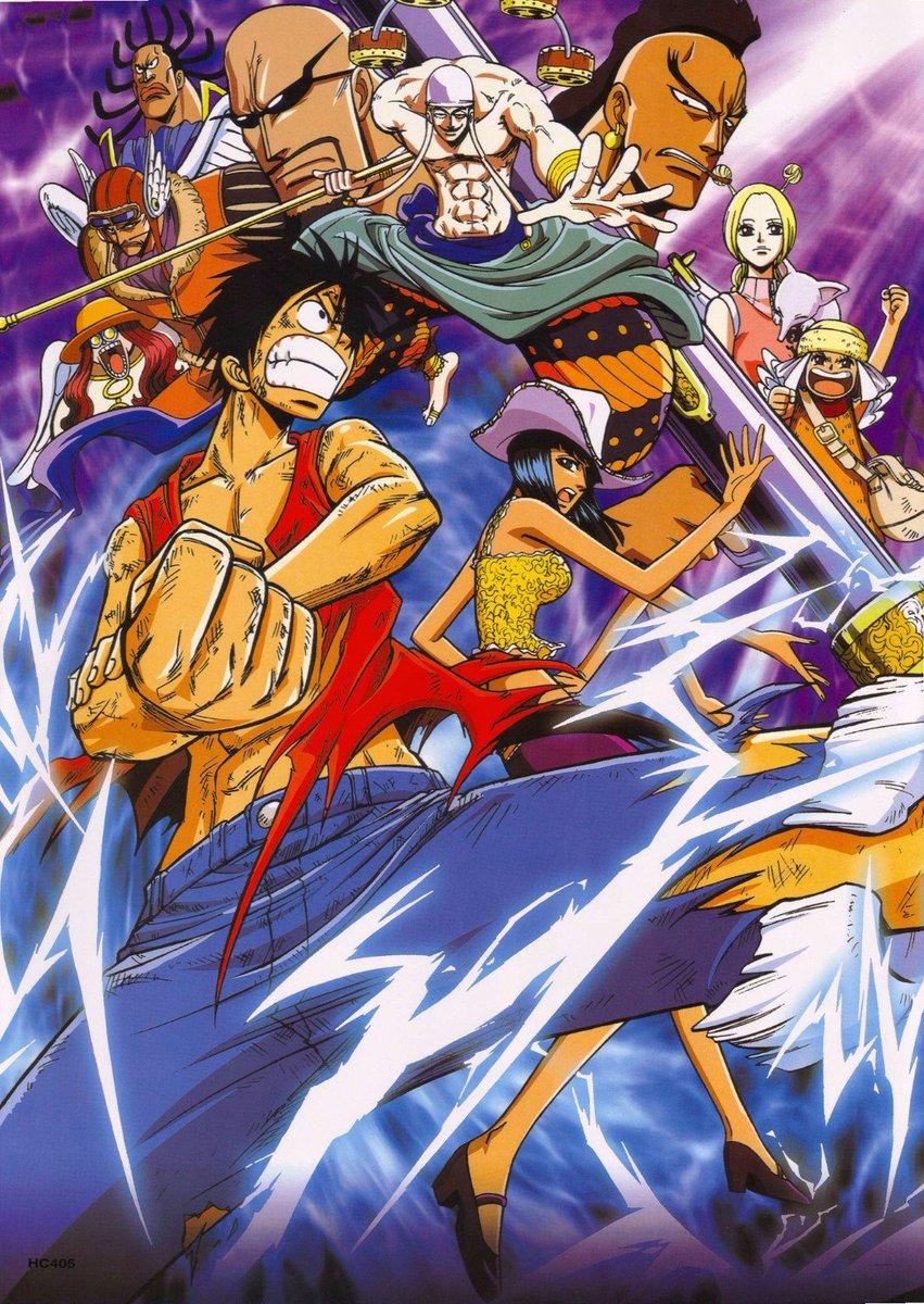 One Piece วันพีช ซีซั่น 6 เกาะแห่งท้องฟ้า ตอนที่ 145-196 พากย์ไทย [จบแล้ว]