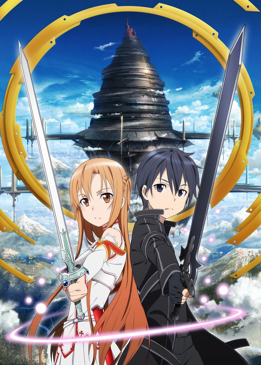 Sword Art Online ซอร์ดอาร์ตออนไลน์ ภาค1 ตอนที่ 1-25 พากย์ไทย [จบแล้ว]