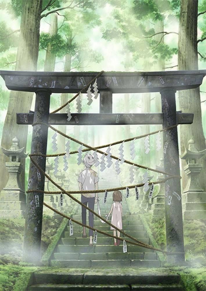 Hotarubi no mori e สู่ป่าแห่งแสงหิ่งห้อย The Movie ซับไทย [จบแล้ว]