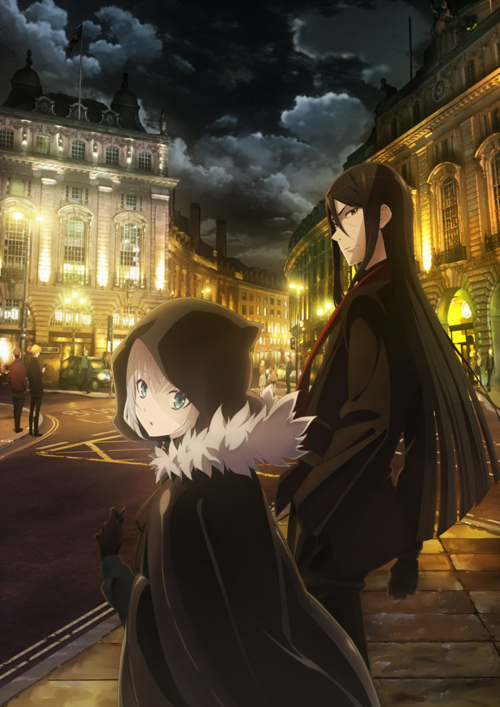 Lord El-Melloi II-sei no Jikenbo Rail Zeppelin Grace Note ตอนที่ 1-13 ซับไทย [จบแล้ว]+(SP 00)