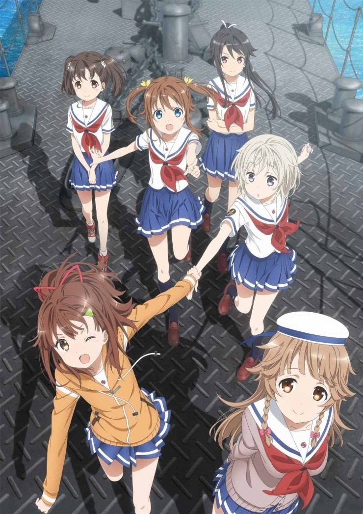High School Fleet (Haifuri) เรือเดินสมุทร โรงเรียนมัธยม ตอนที่ 1-12 ซับไทย [จบแล้ว]+OVA