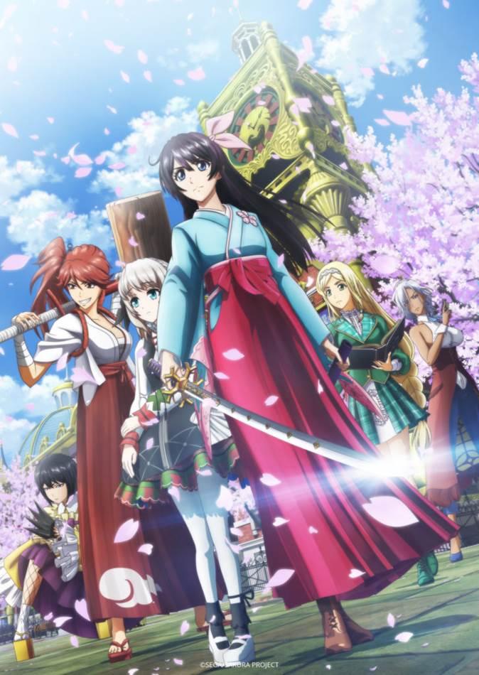Shin Sakura Taisen the Animation ตอนที่ 1-12 ซับไทย [จบแล้ว]