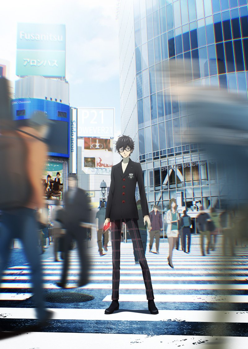 Persona 5 the Animation ตอนที่ 1-17 ซับไทย
