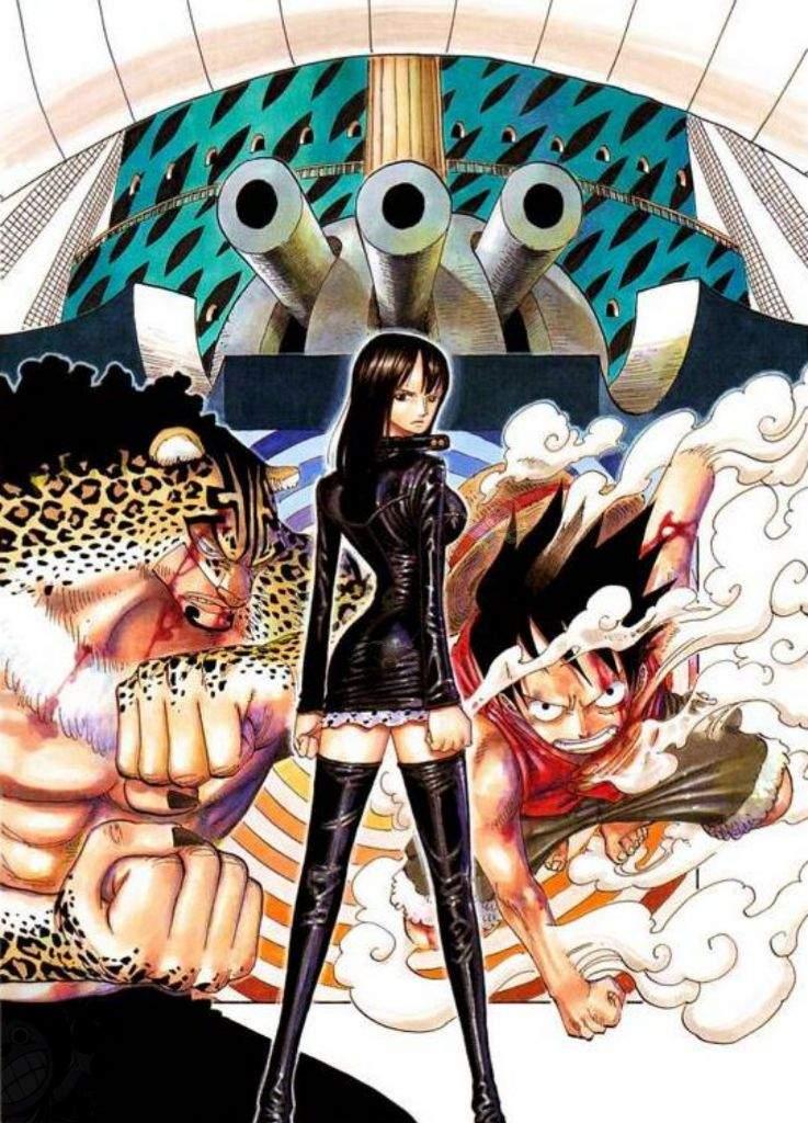 One Piece วันพีช ซีซั่น 9 เอนิเอส ล็อบบี้ ตอนที่ 265-336 พากย์ไทย [จบแล้ว]