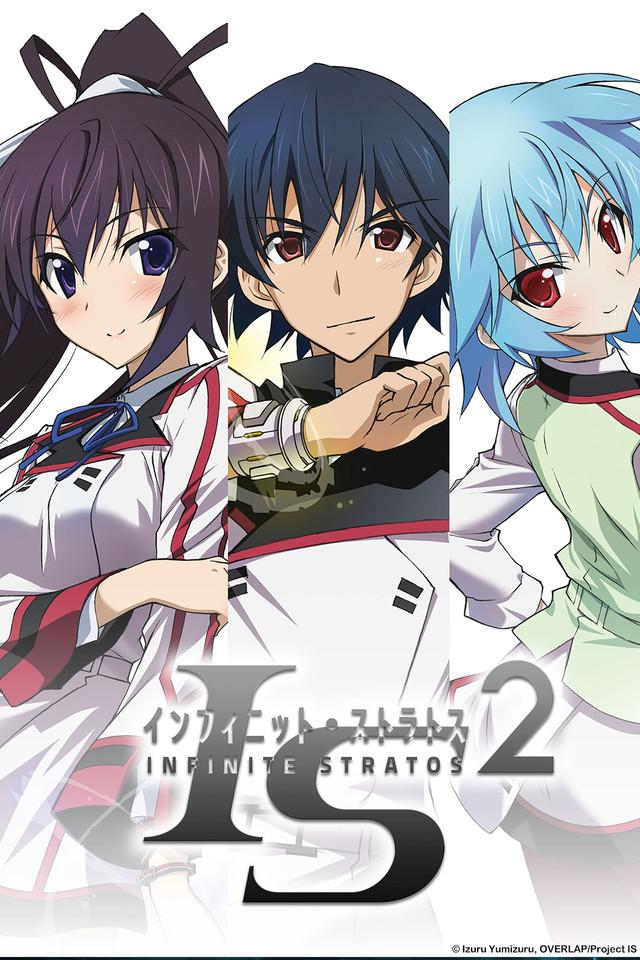 Infinite Stratos 2 ปฏิบัติการรักจักรกลทะยานฟ้า ภาค2 ตอนที่ 1-12 พากย์ไทย [จบแล้ว]+OVA