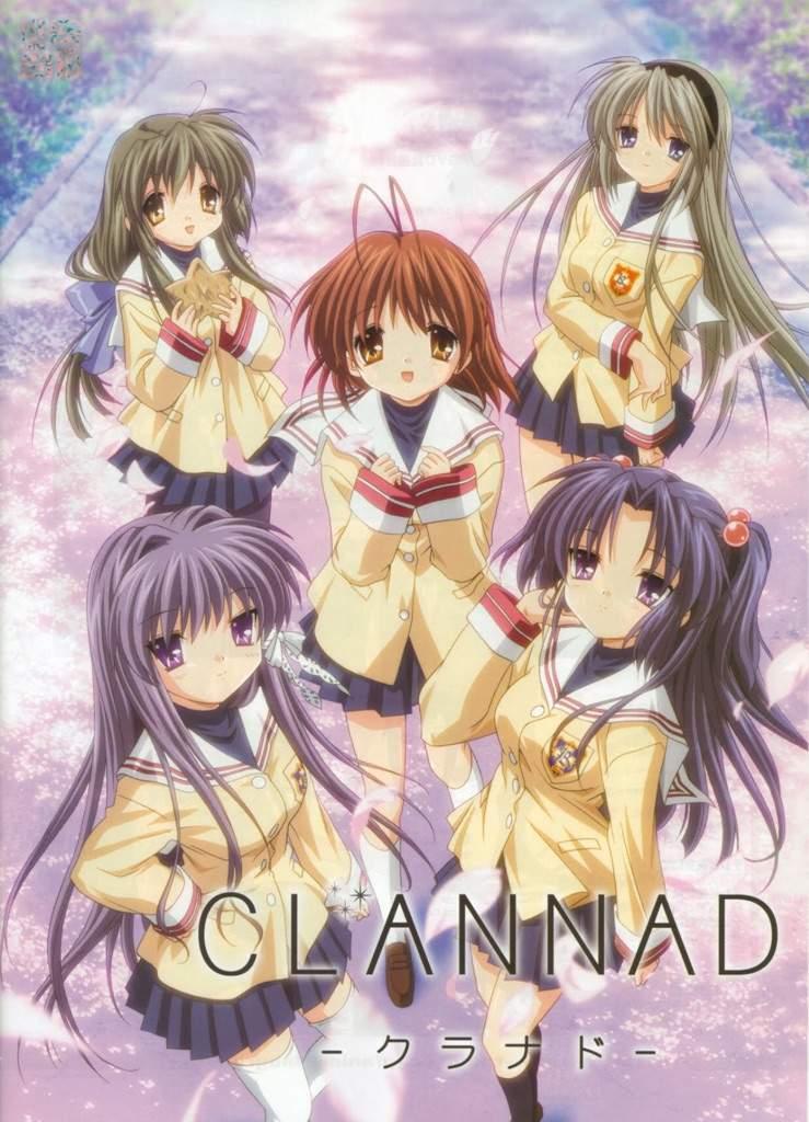 Clannad แคลนนาด ภาค1 ตอนที่ 1-22 พากย์ไทย [จบแล้ว]+OVA1-2
