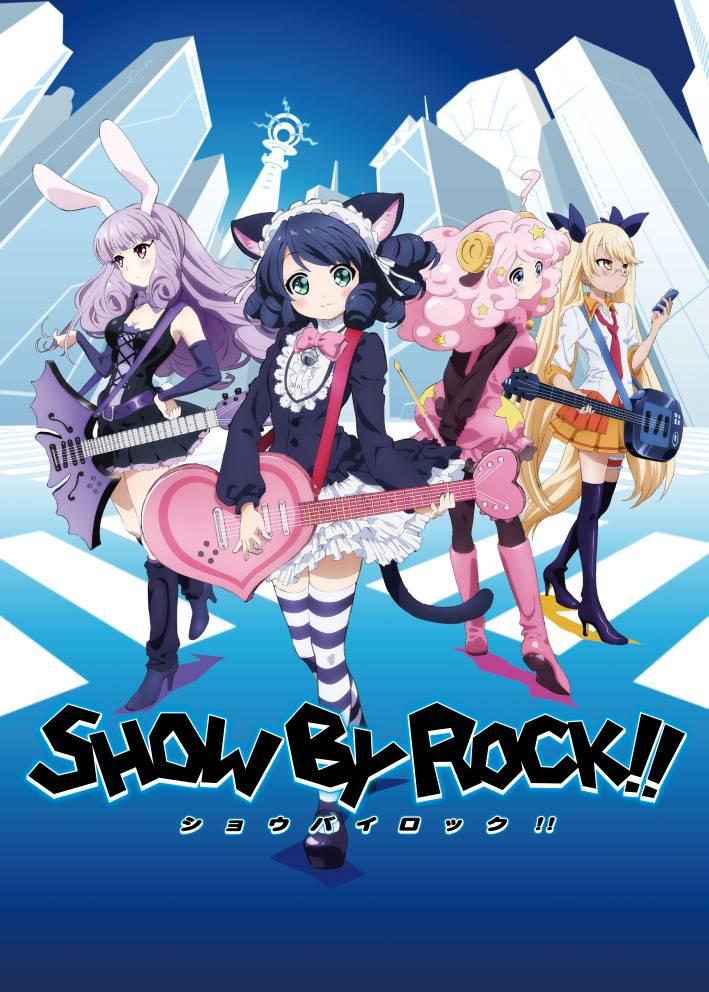 Show by Rock!! ภาค1 ตอนที่ 1-12 ซับไทย [จบแล้ว]