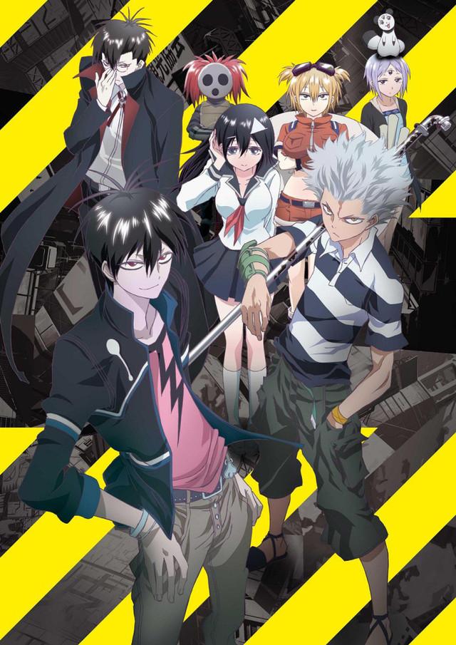 Blood Lad แวมไพร์พันธุ์ลุย ตอนที่ 1-10 พากย์ไทย [จบแล้ว]+OVA