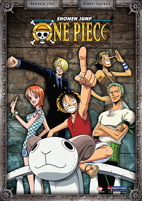 One Piece วันพีช ซีซั่น 2 มุ่งสู่แกรนด์ไลน์ ตอนที่ 53-76 พากย์ไทย [จบแล้ว]
