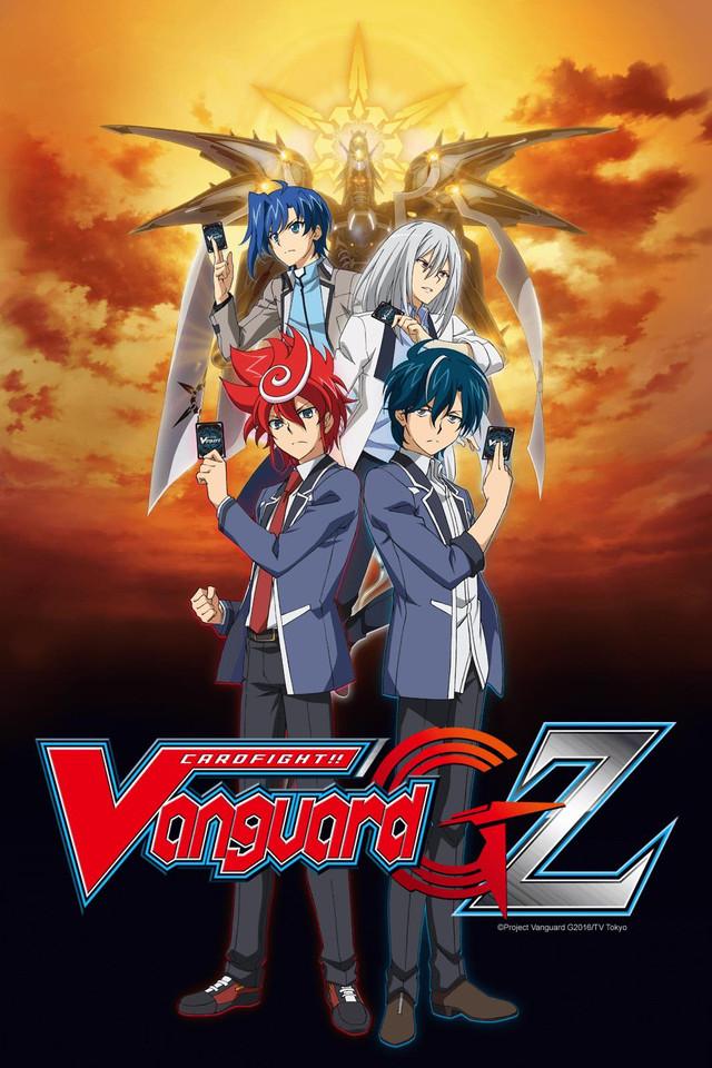 Cardfight!! Vanguard G Z ตอนที่ 1-24 ซับไทย [จบอล้ว]