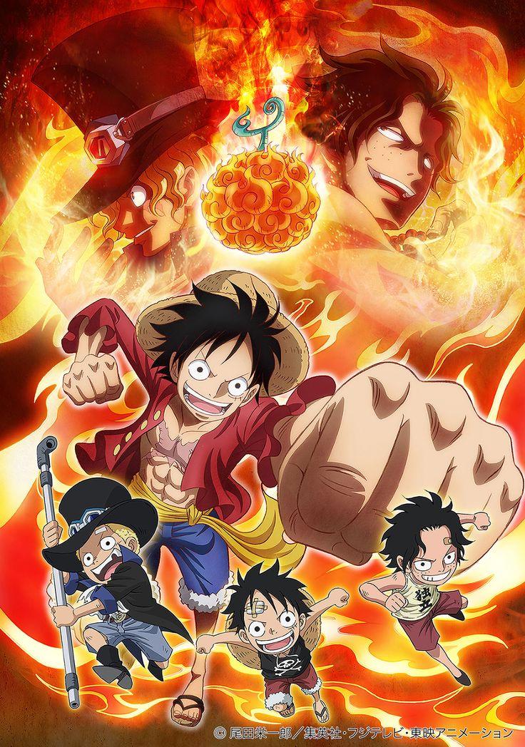 One Piece Special วันพีช ตอนพิเศษ 3พี่น้องร่วมสาบาน ปาฏิหาริย์การร่วมตัว และการสืบทอด (ซับไทย) [จบแล้ว]