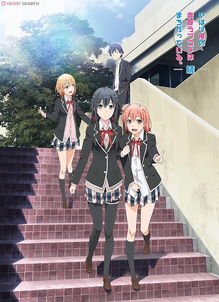 Yahari Ore no Seishun Love Comedy wa Machigatteiru. Zoku ตอนที่ 1-13 ซับไทย [จบแล้ว]+OVA