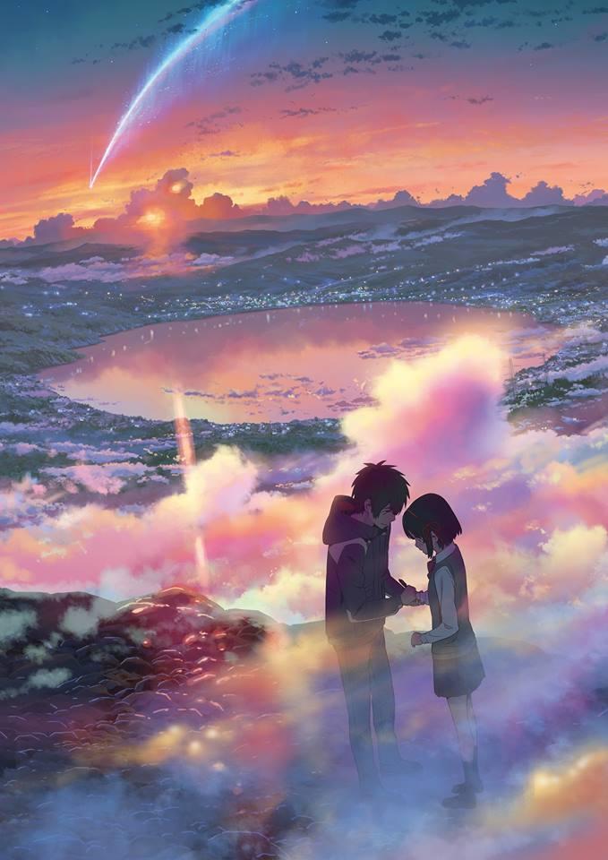 Kimi no Na wa (Your Name) หลับตาฝันถึงชื่อเธอ Movie พากย์ไทย+ซับไทย [จบแล้ว]