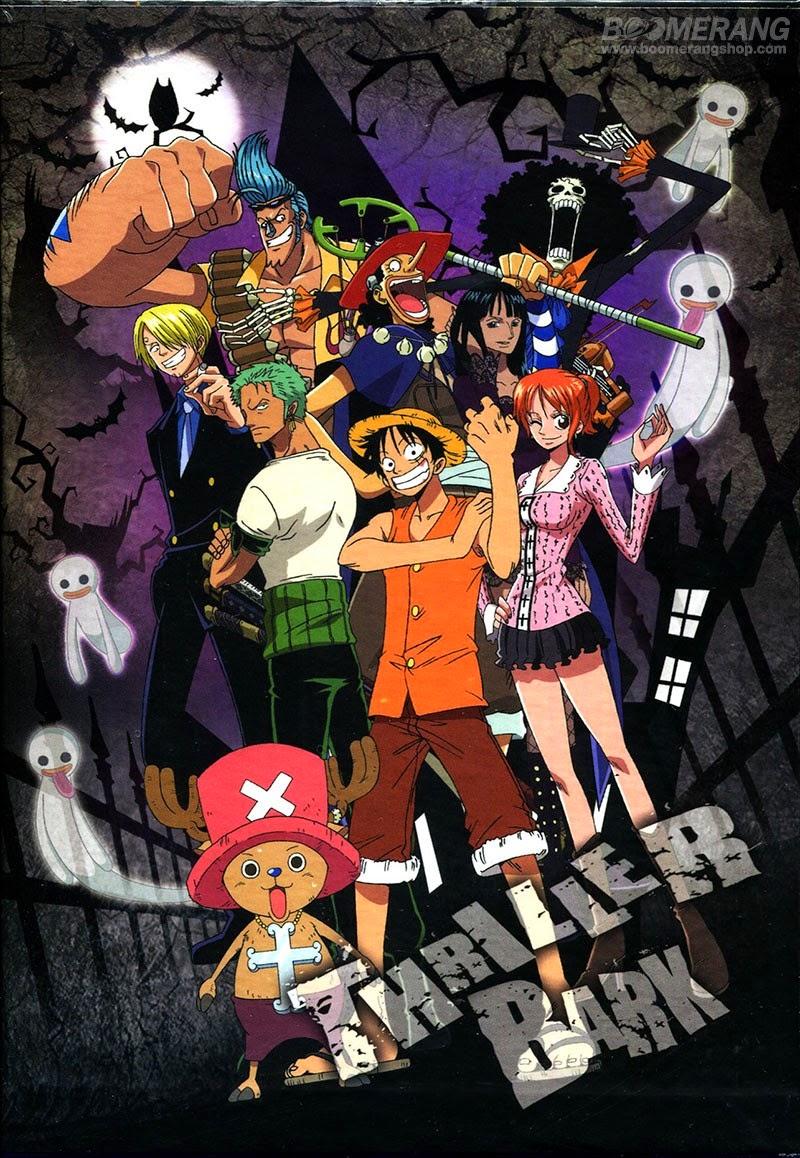 One Piece วันพีช ซีซั่น 10 ทริลเลอร์บาร์ค ตอนที่ 337-384 พากย์ไทย [จบแล้ว]