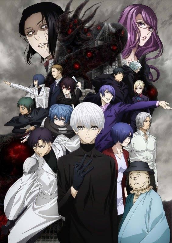 Tokyo Ghoul RE SS2 โตเกียวกูล ภาค4 ตอนที่ 1-12 ซับไทย [จบแล้ว]