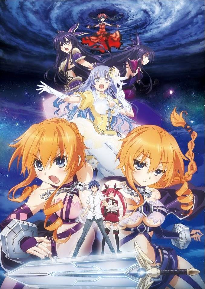 Date A Live SS2 พิชิตรัก พิทักษ์โลก ภาค2 ตอนที่ 1-10 ซับไทย [จบแล้ว]+OVA