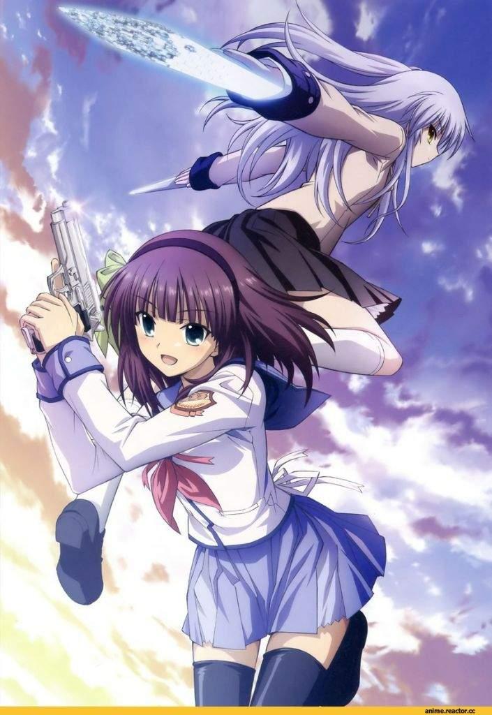 Angel Beats! แองเจิลบีทส์! แผนพิชิตนางฟ้า ตอนที่ 1-15 พากย์ไทย [จบแล้ว]+OVA