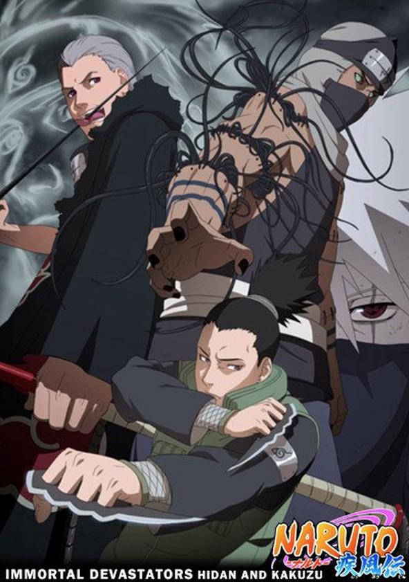 Naruto Shippuden นารูโตะ ตำนานวายุสลาตัน Season 04 จอมพิฆาตอมตะ ตอนที่ 72-88 พากย์ไทย [จบแล้ว]