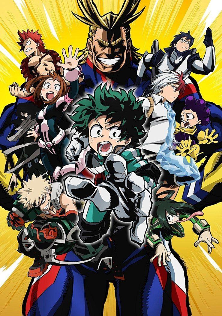 Boku no Hero Academia มายฮีโร่ อคาเดเมีย ภาค1 ตอนที่ 1-13 ซับไทย [จบแล้ว]