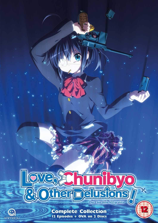 Chuunibyou demo Koi ga Shitai! รักสุดเพี้ยนของยัยเกรียนหลุดโลก! ภาค1 ตอนที่ 1-13 พากย์ไทย [จบแล้ว]+OVA